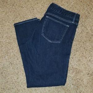 Gap Always Skinny dark jeans size 30/10